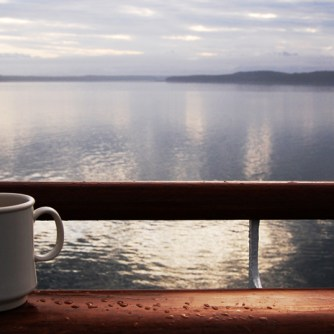 Coffee At Dawn - cruisemood