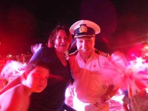 Captain Paul Brown