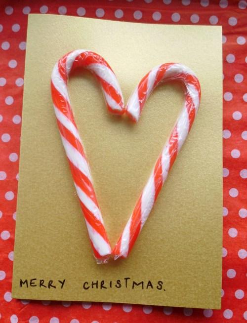 Medium Of Handmade Christmas Cards