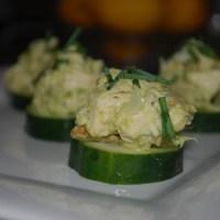 Chicken & Avocado Salad {Mayo-free, Whole30}
