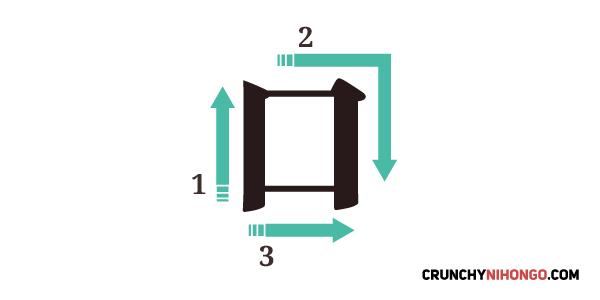kanji-stroke-box