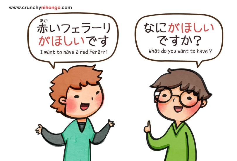talking-about-your-own-desire-in-japanese