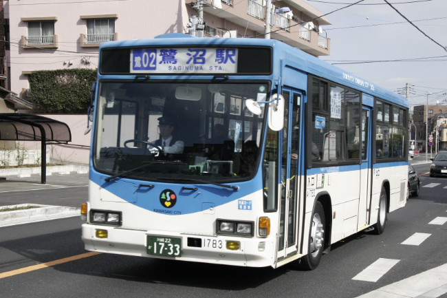 transportation-bus-japan