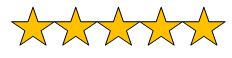 Rating system 5 star