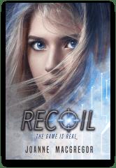 Book Teaser: Recoil by Joanne Macgregor