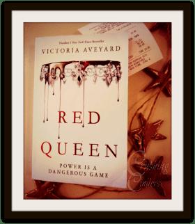 Red Queen @crushingcinders