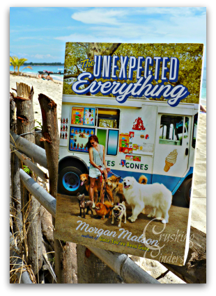 The Unexpected Everything on the beach