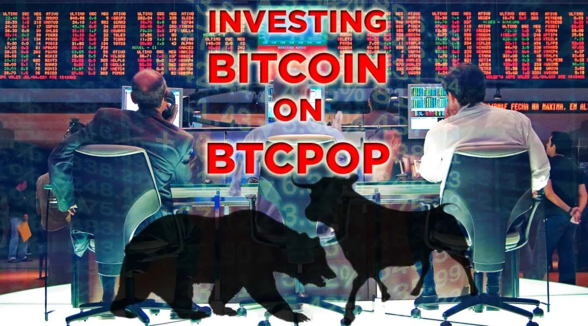 How to: Invest Bitcoin on BTCPOP