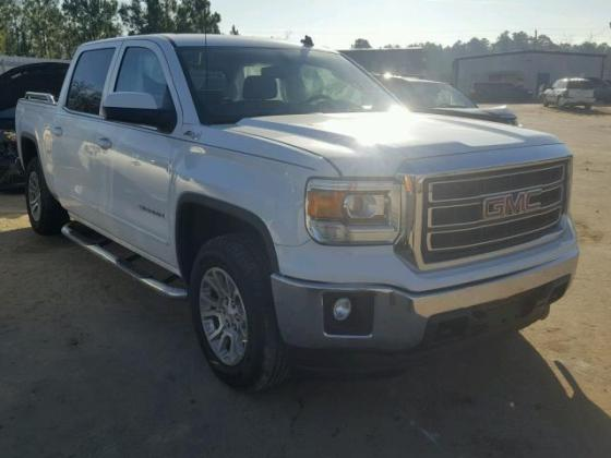 Salvage GMC SIERRA for Auction   AutoBidMaster 2014 GMC SIERRA K15 5 3L