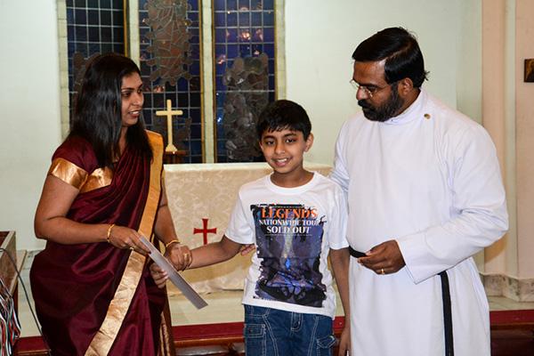 Sunday School Anniversary 2014