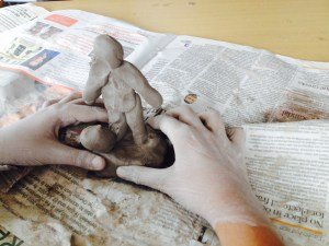 clay-modelling