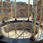 Купель, где принял крещение св. равноапостольный князь Владимир