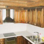 Кухня сосна (патина)_490