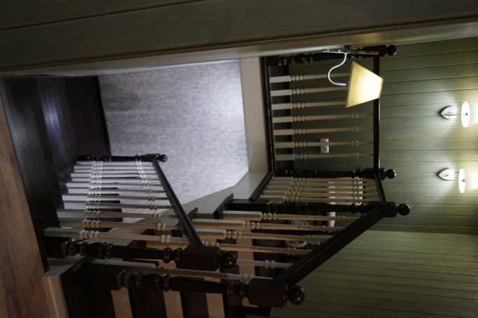 лестница английский стиль