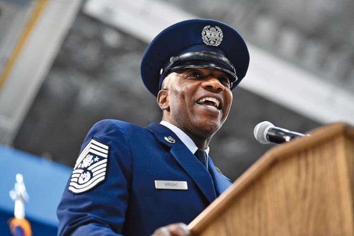 18th CMSAF: The Airman behind the stripes