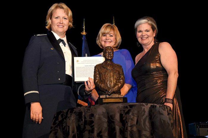 50 SW commander earns O'Malley award