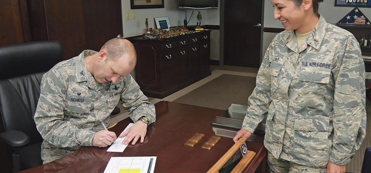 Air Force Assistance Fund: Making sure Airmen can focus on the mission