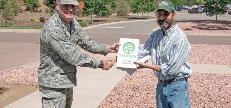 Need oxygen? Peterson named Tree City USA