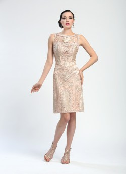 Absorbing Embroidered Short Cocktail Dress Blush By Sue Wong Cocktail Dress Wedding Guest Cocktail Dress Wedding Attire