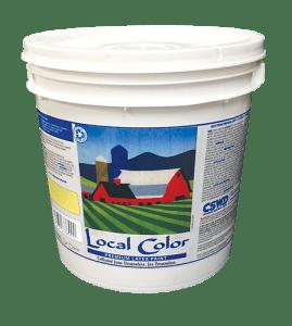 Local Color bucket 2015
