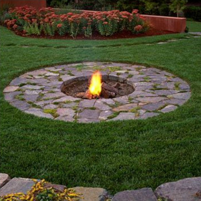 Diy Fire Pit Ideas Connecticut In Style