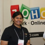 ZOHO Recruiting Vendor Booth
