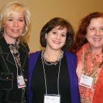Gale Collins, Susie Hausman, Sandy Martinez