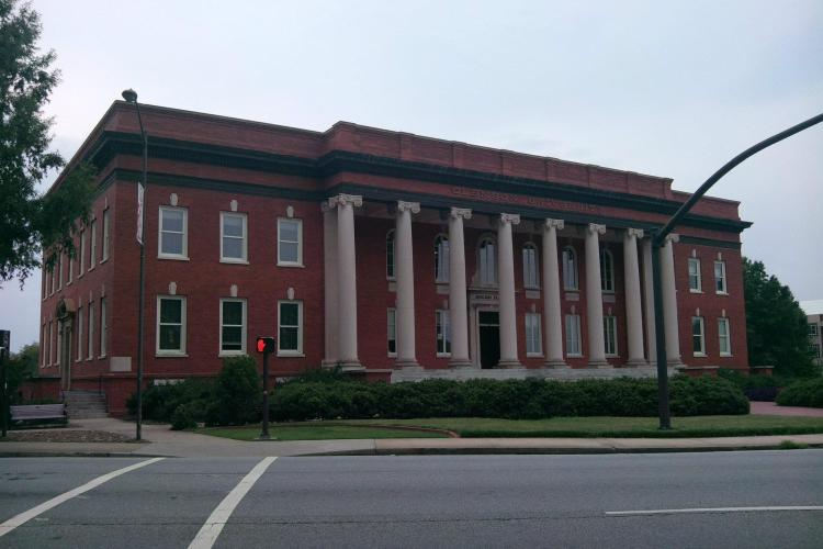 Sikes Hall