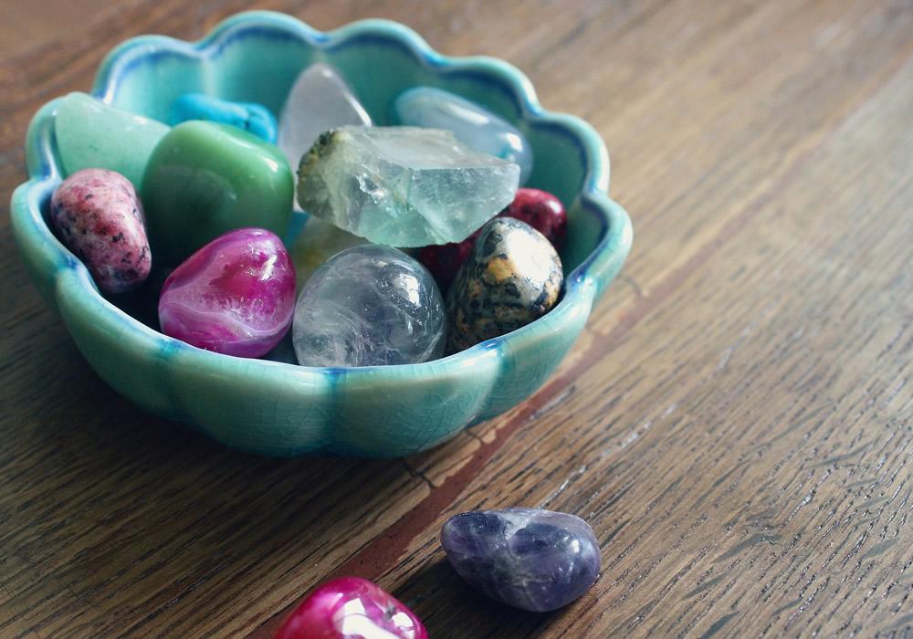 Los cristales y los signos del zodiaco