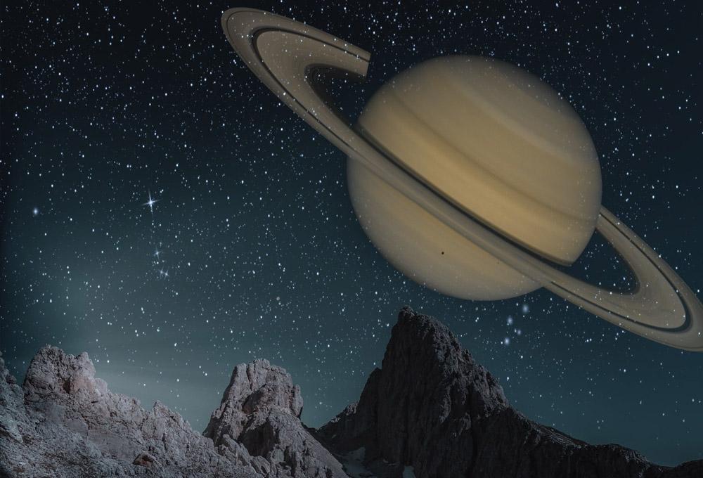 Saturno en la Carta Astral