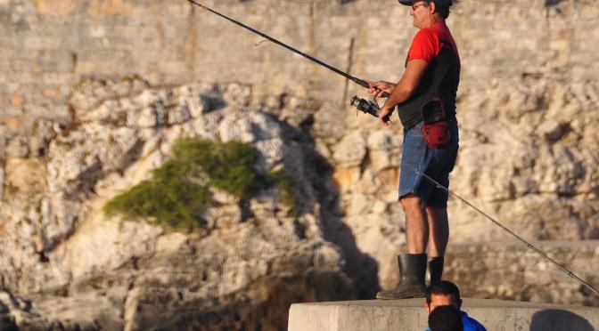 Fishing In Havana