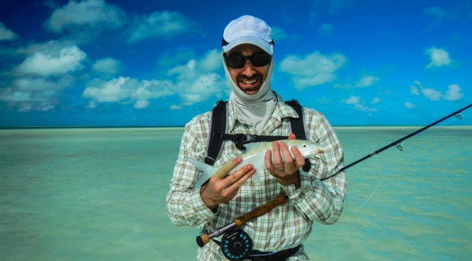 Cuban Fishing, 3-6-15, My First Bonefish By Warren Jackson, Via Creative Commons.