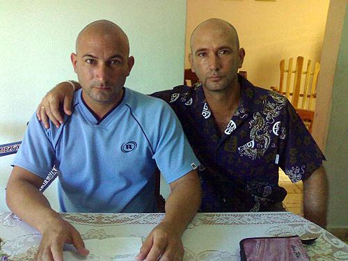 Ramón Osmundo y Alexander