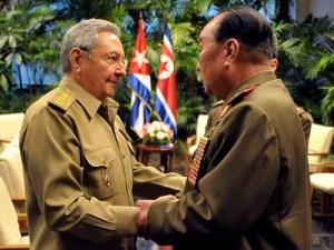 La solidaridad entre las dictaduras