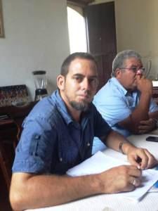 En Trinidad con el P. José Conrado