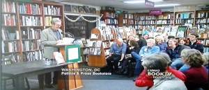 Presentación en @BookTV de Richard Bernstein, autor de China 1945 Mao´s Revolution and America´s Faleful Choice