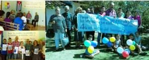 El texto bíblico de 1 Juan 2.8b: ¨Porque las tinieblas van pasando y la verdadera luz ya alumbra¨ sirvió de lema para celebración el 11 de febrero en Villa Clara, Cuba, del Aniversario 4 del Instituto Patmos