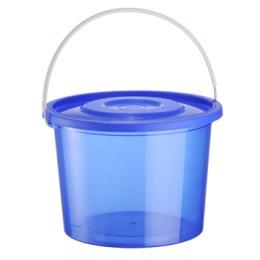 0551 bote lechero transparente bongo