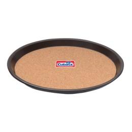 1440 Charola redonda con corcho