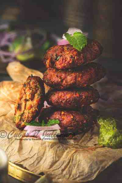 Kachche Keemey Ke Kebab