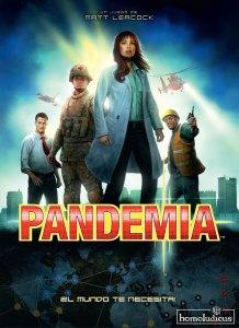 Portada de Pandemia