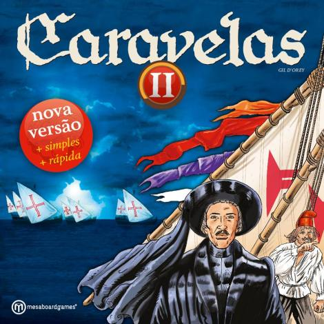 Portada de Caravelas II