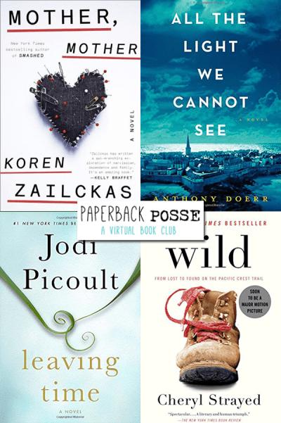 November virtual book club picks #paperbackposse