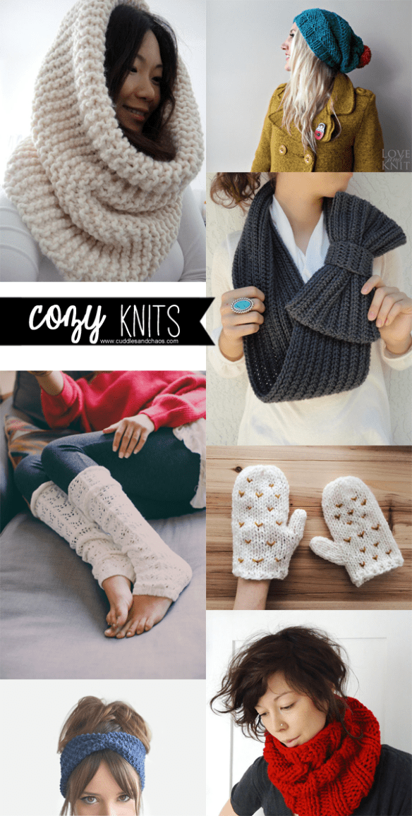#etsyfind cozy knits | handmade knitwear