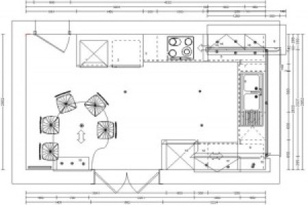 plan cuisine en u 1 300x214