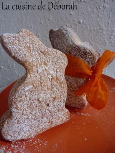 Les petits lapins qui se prennent pour des Lamalas!   Cuisine de Deborah