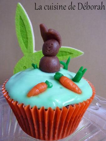 Cupcakes de Pâques au chocolat   Cuisine de Deborah