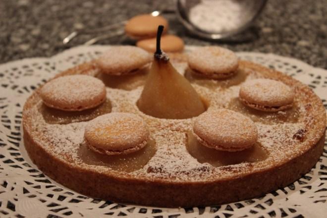 La tarte Bourdaloue de Lenôtre **Magazine fou de pâtisserie** Cuisine de Déborah