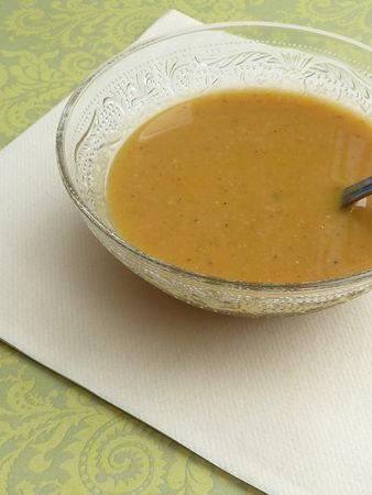 Soupe de couscous! Cuisinons les restes! Cuisine de Deborah