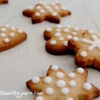 Pepparkakor, biscuits suédois pour Noël